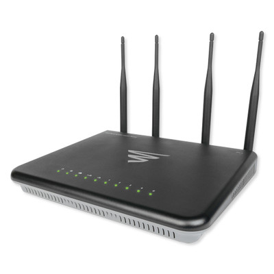 Luxul Dual Band Wireless AC3100 Gigabit Router with Domotz & Router Limits