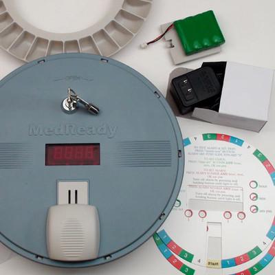 MedReady 1750 Medication Dispenser with Landline Modem