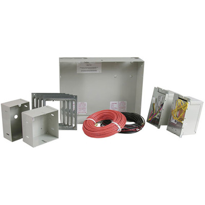 M&S Systems DMC1 Music & Intercom CD Package Rough-in Kit