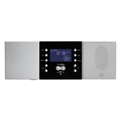 M&S Systems DMC1 Music & Intercom System Master Station, White