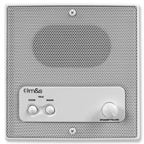 M&S Systems DMC Intercom Room Station, 3-Wire Retrofit