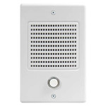 M&S Systems DMC Intercom Door Station with Bell Button, White