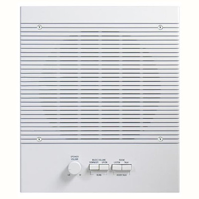 M&S DMC Large Intercom Patio Station, Remote Scan, Master Volume, 4-Wire  Wire Intercom Diagram on 4 wire telephone line diagram, 4 wire ceiling fan diagram, 4 wire dryer diagram, 4 wire electrical diagram, 4 wire doorbell diagram,