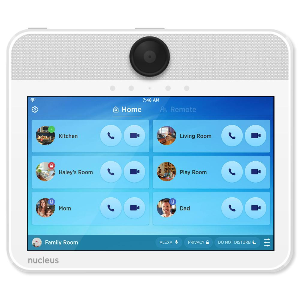 Nucleus Anywhere Intercom, White