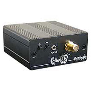 NetMedia Digital Micro Modulator, 1-Channel with Caller ID