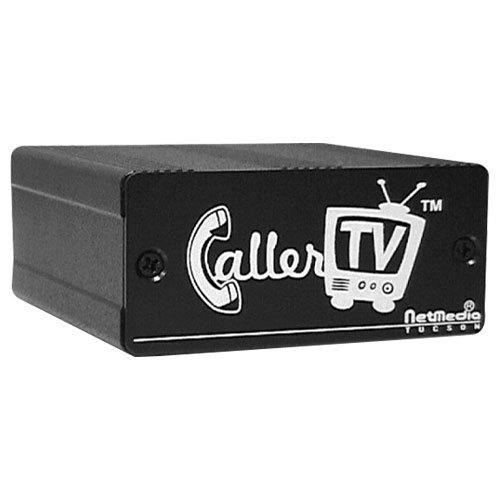 NetMedia Caller TV, 1 Line