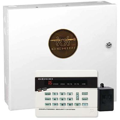Napco gemini p816 security system kit gem rp3dgtl keypad for Gemini garage door motor manual