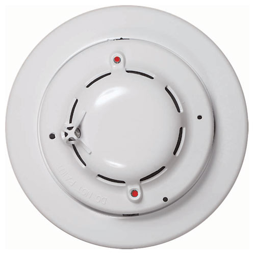 Firewolf Advanced Photoelectric Smoke & Heat Detector, 2-Wire