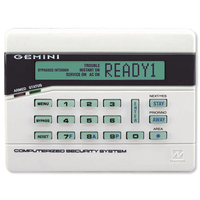 Napco Gemini Alpha/Symbol Keypad