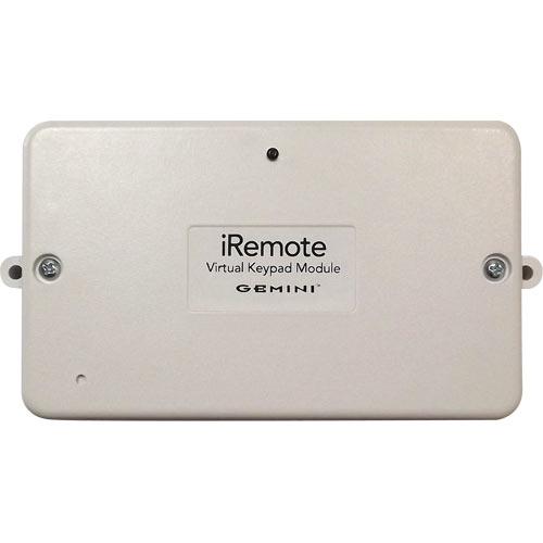 Napco Gemini Iremote Virtual Keypad
