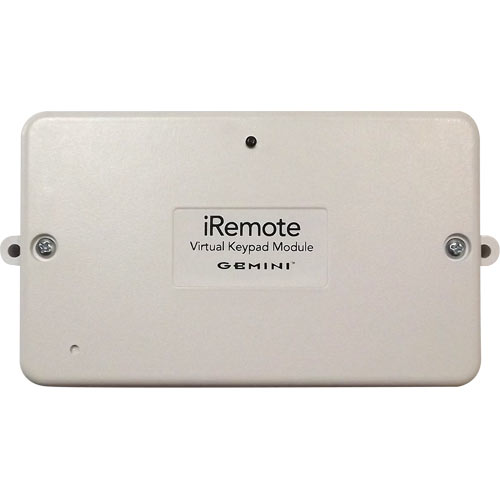 Napco Gemini iRemote Virtual Keypad