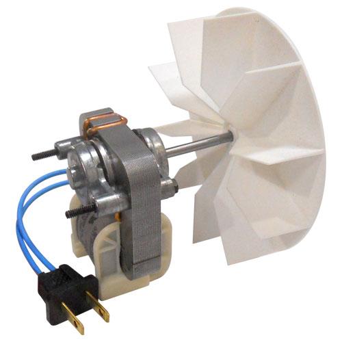 Bathroom fan replacement motor