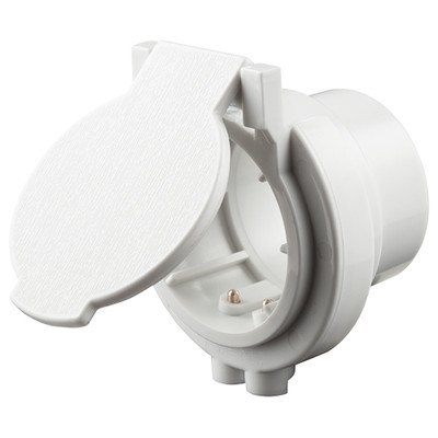 NuTone Central Vacuum Utility Inlet