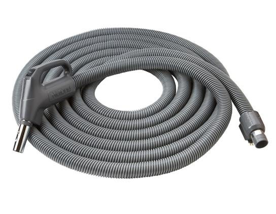 NuTone Central Vacuum Direct-Connect Crushproof Hose, 30 Ft.