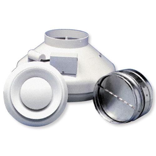 Inline Bathroom Exhaust Fan Reviews: NuTone In-Line Fan Grille Kit, 4 In