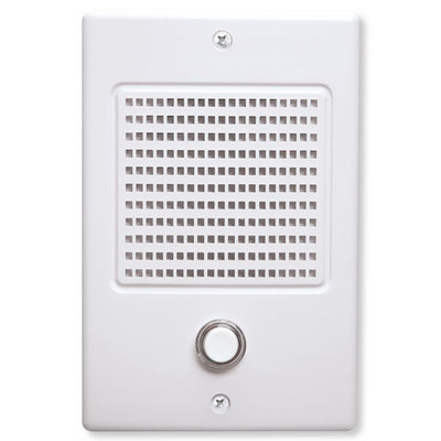 NuTone NM Intercom Door Speaker, White