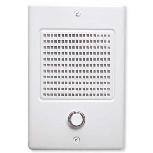 NuTone NM Intercom Door Speaker, White