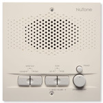 NuTone NM200 Intercom Indoor Remote Station, Almond