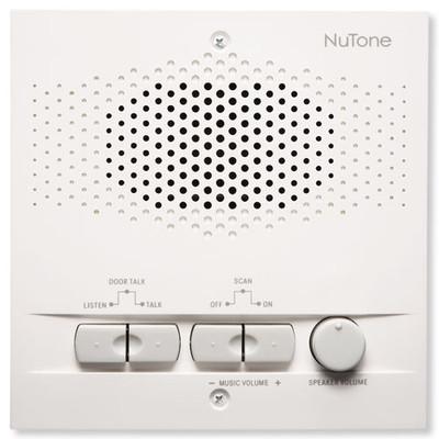 NuTone NM100 Intercom Remote Station, 4-Wire, Outdoor