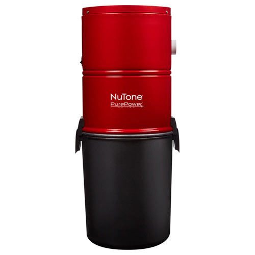 NuTone Central Vacuum PurePower 500W Power Unit