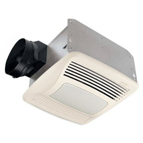 NuTone 110 CFM Humidity Sensing Fan with Light