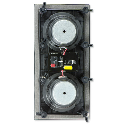 Nuvo Series Two 5.25 Inch In-Wall LCR Speaker