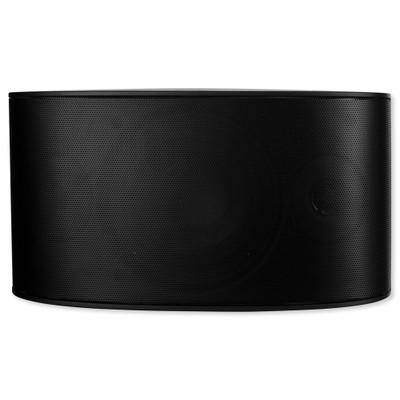 """Nuvo Series Two 5.25"""" Outdoor Speaker (Pair), Black"""