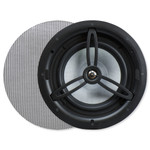Nuvo Series Four 8 In. In-Ceiling Speaker (Pair)