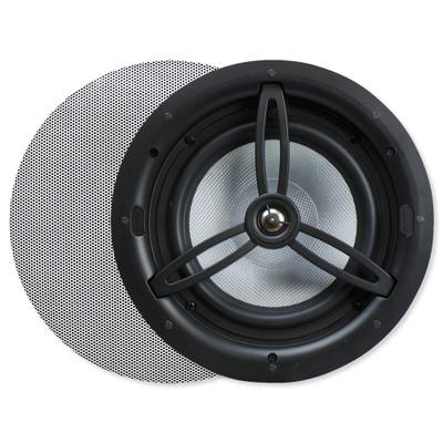 Nuvo Series Four 8 In. In-Ceiling Speaker (Pair)
