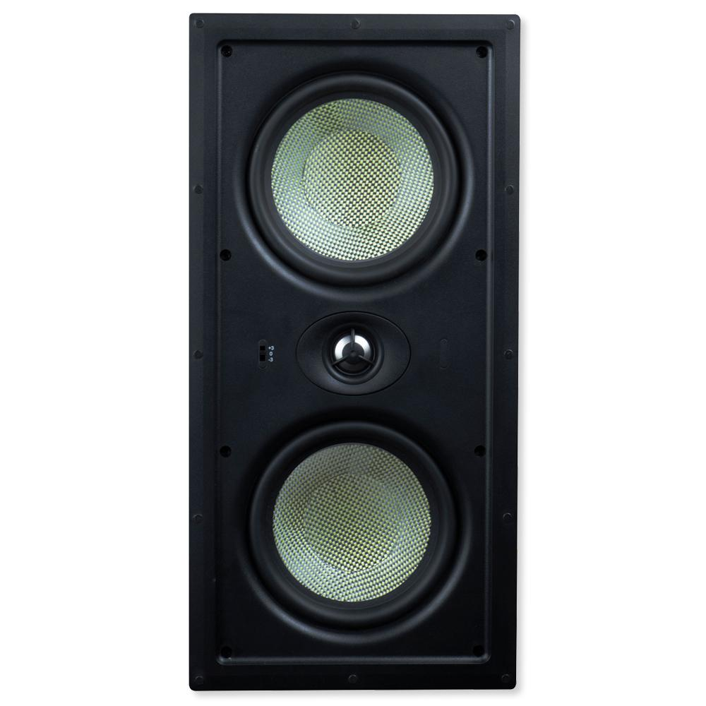 Nuvo Series Six 6.5 Inch In-Wall LCR Speaker