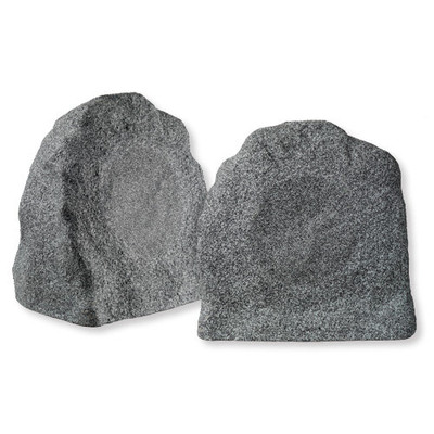 Nuvo AccentPLUS1 6.5 In. Rock Speaker, Granite