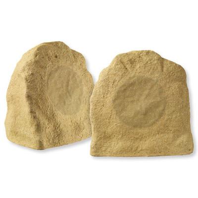 Nuvo AccentPLUS1 8 In. Rock Speaker, Sandstone