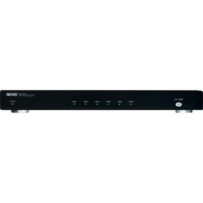 Nuvo Essentia E6G Amplifier Only, 6 Source, 6 Zones