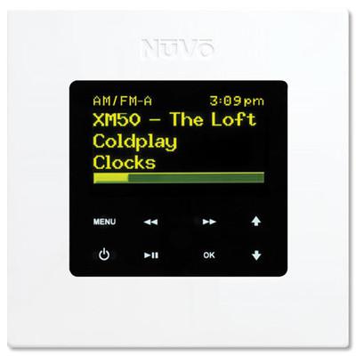 Nuvo I8gcp Nuvo Wall Control Pad Home Controls