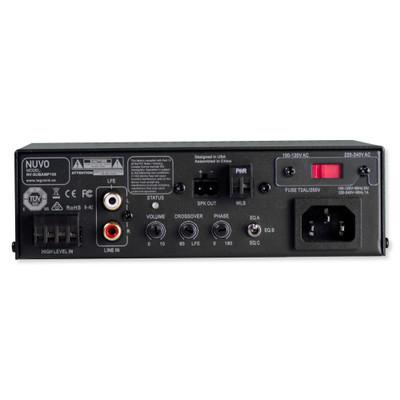 Nuvo 100 Watt Digital Wall-Mount Subwoofer Amplifier