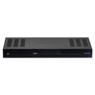 Nuvo 200 Watt Digital Rack-Mount Subwoofer Amplifier