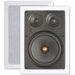 Presence 8 In. In-Wall Speakers, 3-Way