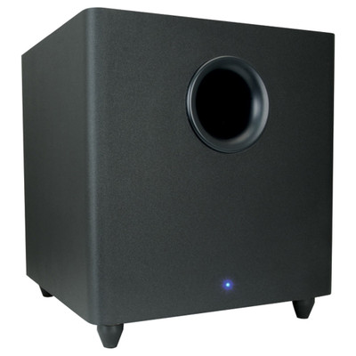 Air Bus Wireless 8 In Down Firing Subwoofer 110w