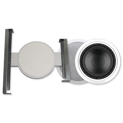 Presence 10 In. In-Ceiling Subwoofer with Mounting Bracket