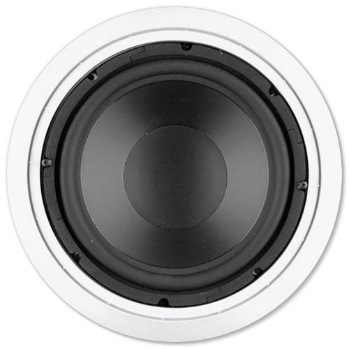 Presence 10 In. In-Ceiling Subwoofer, 150W - Presence 10 In. Ceiling Subwoofer, 125W