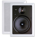 Preference 8 In. In-Wall Speakers, 2-Way