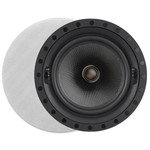 Preference 8 In. In-Wall/Ceiling Frameless Speaker, 2-Way