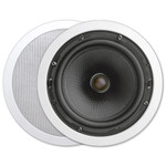 Preference 8 In. In-Ceiling Speakers, 2-Way