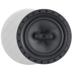 Preference K-82d 8 In. Single Point Stereo In-Wall/Ceiling Frameless Speaker