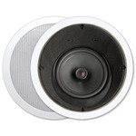 Preference 8 In. In-Ceiling 15 Degree LCRS Speaker, 2-Way