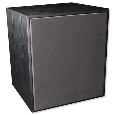 Preference Freestanding Powered Subwoofer with 300W Amplifier