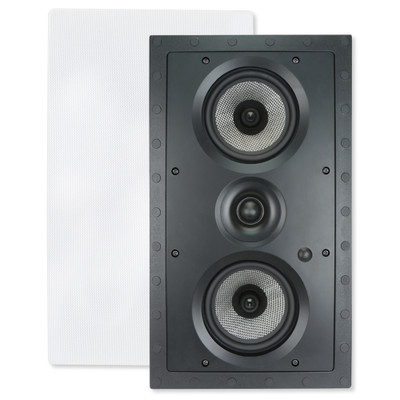 Presence Elite Dual 5.25 In. LCRS Frameless Speaker, 2-Way (Single)