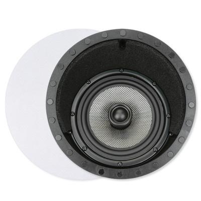 Presence Elite 6.5 In. 15 Degree Angled LCRS Frameless Speaker, 2-Way (Single)