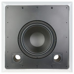 OEM Systems 10 In. In-Wall Stud Woofer, Dual Voice Coil