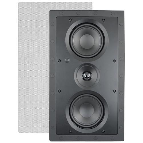 ArchiTech Premium Dual 5.25 In. LCRS Frameless Speaker, 2-Way